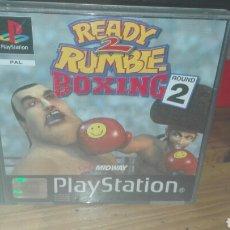 Videojuegos y Consolas: READY RUMBLE 2 PLAYSTATION BUEN ESTADO. Lote 75842558