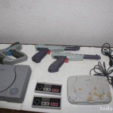 Videojuegos y Consolas: LOTE 2 PLAY STATION Y VARIOS.VER FOTOGRAFIAS. Lote 76363487