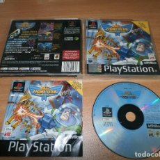 Videojuegos y Consolas: PLAYSTATION BUZZ LIGHTYEAR: GUARDIANES DEL ESPACIO - PS1 - PAL/ESPAÑA, COMPLETO PS ONE COMPLETO . Lote 76905595