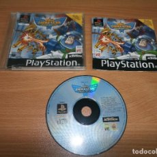 Videojuegos y Consolas: PLAYSTATION BUZZ LIGHTYEAR: GUARDIANES DEL ESPACIO - PS1 - PAL/ESPAÑA, COMPLETO PS ONE COMPLETO . Lote 76909031