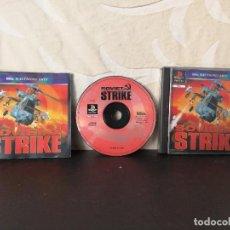 Videojuegos y Consolas: JUEGO PSX PLAY 1 SOVIET STRIKE . Lote 77554333