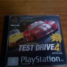 Videojuegos y Consolas: PS1 TEST DRIVE 4 ACCOLADE. Lote 78090803