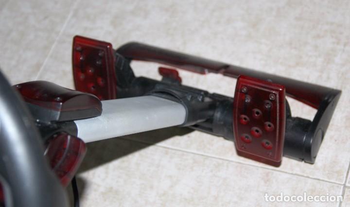Videojuegos y Consolas: GAMESTER CONSOLA PLAYSTATION PLAY STATION VOLANTE MANDO VIDEOJUEGO - Foto 5 - 78378689