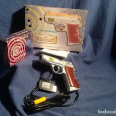 Videojuegos y Consolas: KIT PISTOLA BIO GUN FOR SEGA SATURN PLAYSTATION SPECIAL WEAPON I-MAN. Lote 81037036
