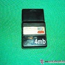 Videojuegos y Consolas: PLAY STATION TARJETA DE MEMORIA (MEMORY CARD) DE 4MB PLAYSTATION PARA PS ONE PSX. Lote 81209048