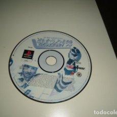 Videojuegos y Consolas: BAL-2 PLAYSTATION 1 WAYNE GRETZKY´S 3D HOCKEY 98 SOLO DISCO SIN CARATULA . Lote 82963832