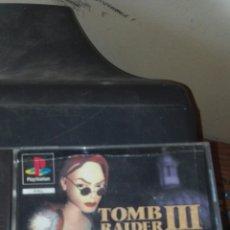 Videojuegos y Consolas: TOMB RAIDER 3 PLAYSTATION. Lote 83026151