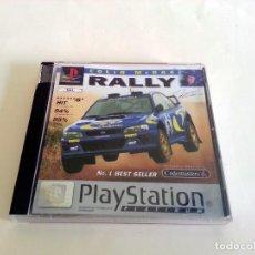Videojuegos y Consolas: COLIN MCRAE RALLY PLATINUM PAL SPA PLAY1 PSX PLAYSTATION. Lote 83484076