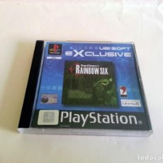 Videojuegos y Consolas: RAINBOW SIX PAL SPA PLAY1 PSX PLAYSTATION. Lote 83484860
