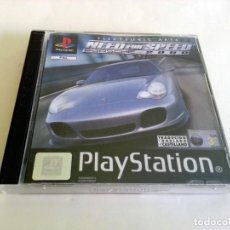 Videojuegos y Consolas: NEED FOR SPEED 2000 PAL SPA PLAY1 PSX PLAYSTATION. Lote 83485192