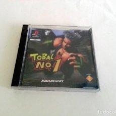 Videojuegos y Consolas: TOBAL N1 PAL SPA PLAY1 PSX PLAYSTATION. Lote 83485388