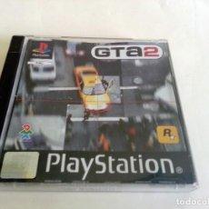 Videojuegos y Consolas: GTA 2 PAL SPA PLAY1 PSX PLAYSTATION. Lote 83485476