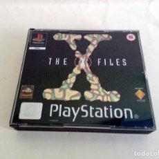Videojuegos y Consolas: THE X-FILES EXPEDIENTE X PAL SPA PLAY1 PSX PLAYSTATION. Lote 83485648