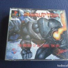 Videojuegos y Consolas: DISRUPTOR PAL SPA PLAY1 PSX PLAYSTATION. Lote 83485708