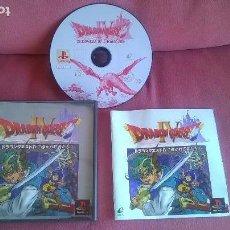 Videojuegos y Consolas: DRAGON QUEST IV PARA PS1 NTSC!!!!. Lote 83522500