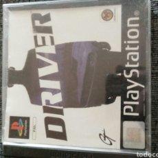 Videojuegos y Consolas: DRIVER. JUEGO PS1 PSX PLAYSTATION . Lote 121709174