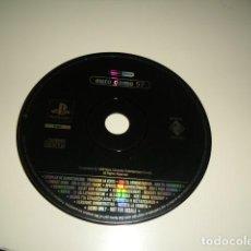 Videojuegos y Consolas: BAL-5 SOLO DISCO SIN LA CARATULA EURO DEMO 57 PLAYSTATION . Lote 84744292