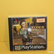 Videojuegos y Consolas: JUEGO PS1 PLAYSTATION - TOMB RAIDER THE LAST REVELATION - EN CASTELLANO.. Lote 128638708
