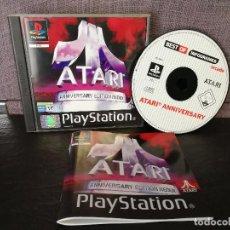 Videojuegos y Consolas: ATARI ANNIVERSARY EDITION REDUX PSX PLAY 1. Lote 89413528