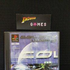 Videojuegos y Consolas: PSX PS1 COLONY WARS VERSION ESPAÑOLA. Lote 90032318