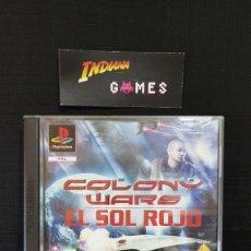 Videojuegos y Consolas: PSX PS1 COLONY WARS EL SOL ROJO. Lote 90033164