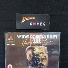 Videojuegos y Consolas: PSX PS1 WING COMMANDER III. Lote 90041547