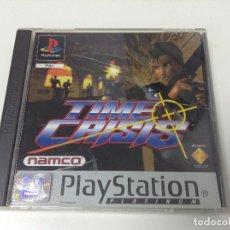 Videojuegos y Consolas: TIME CRISIS. Lote 38962634