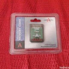 Videojuegos y Consolas: TARJETA DE MEMORIA PLAY STATION. Lote 90197871