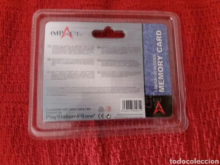 Videojuegos y Consolas: TARJETA DE MEMORIA PLAY STATION - Foto 2 - 179133407