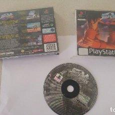 Videojuegos y Consolas: STREET FIGHTER PLUS ALPHA PS1 PS PLAYSTATION PSX PSONE PS2 PAL-ESPAÑA. Lote 91370475