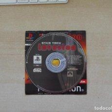 Videojuegos y Consolas: STAR TREK INVASION. Lote 93177495