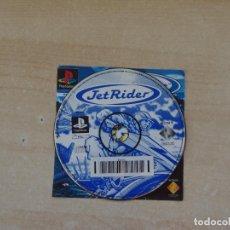 Videojuegos y Consolas: JET RIDER PS1. Lote 93177590