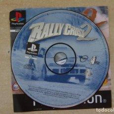Videojuegos y Consolas: RALLY CROSS 2 PS1. Lote 93177930