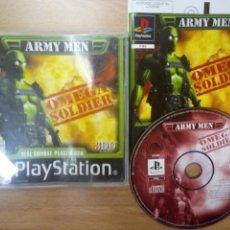 Videojuegos y Consolas: ARMY MEN OMEGA SOLDIER - PSX PS1 PLAYSTATION PLAY STATION - PAL. Lote 94661591