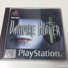 Videojuegos y Consolas: VAMPIRE HUNTER. Lote 94673655