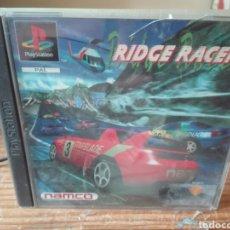 Videojuegos y Consolas: RIDGE RACER PLAYSTATION . Lote 95203612
