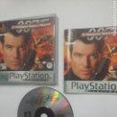 Videojuegos y Consolas: 007 EL MAÑANA NUNCA MUERE - PLAYSTATION 1 - PS1 - TDKV3. Lote 95225503