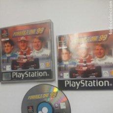 Videojuegos y Consolas: FORMULA ONE 99 - PLAYSTATION 1 - PS1 - TDKV3. Lote 95225635