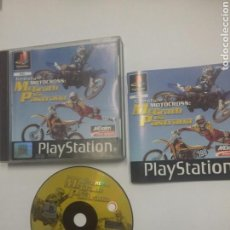Videojuegos y Consolas: MOTOCROSS MCGRATH VS. PASTRANA - PLAYSTATION 1 - PS1 - TDKV3. Lote 95225883