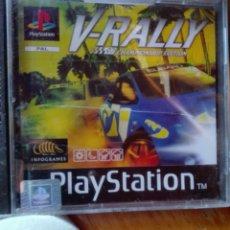 Videojuegos y Consolas: V_RALLY PLAYSTATION. Lote 95467947