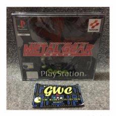 Videojuegos y Consolas: METAL GEAR SOLID·PLAYSTATION. Lote 95545959
