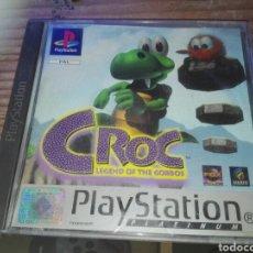 Videojuegos y Consolas - Croc legend of the gobbos PlayStation - 95626454