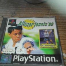 Videojuegos y Consolas: ALL STAR TENNIS 99 PLAYSTATION. Lote 95627136