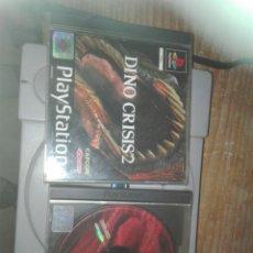 Videojuegos y Consolas: DINO CRISIS 1 Y 2 PAL FRANCIA. Lote 95631147