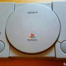 Videojuegos y Consolas: CONSOLA PLAYSTATION I MÁS VIDEOJUEGO TEKKEN. Lote 95640902