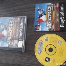 Videojuegos y Consolas: TONY HAWKS 3. Lote 95650859
