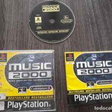 Videojuegos y Consolas: MUSIC 2000 PLAY STATION. Lote 95651499