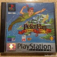 Videojuegos y Consolas: DISNEY. AVENTURAS DE PETER PAN EN EL PAÍS DE NUNCA JAMÁS . Lote 95732587
