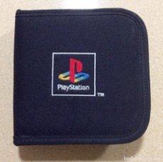 Videojuegos y Consolas: ESTUCHE PARA JUEGOS PLAY STATION . Lote 95732988
