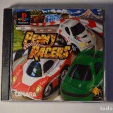 Videojuegos y Consolas: JUEGO SONY PLAYSTATION 1 PSX PS1 PENNY RACERS 1996 TAMSOFT TAKARA SIMULADOR CARRERAS DE COCHES. Lote 95762439